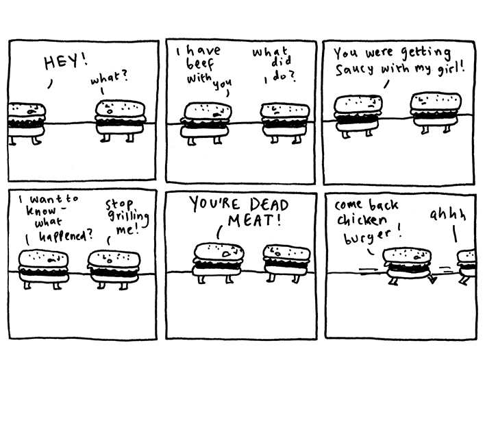 Comic of the Day